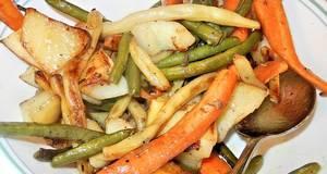 Roast vegables