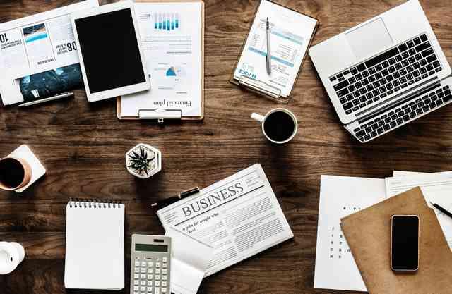 The ten most common office tasks