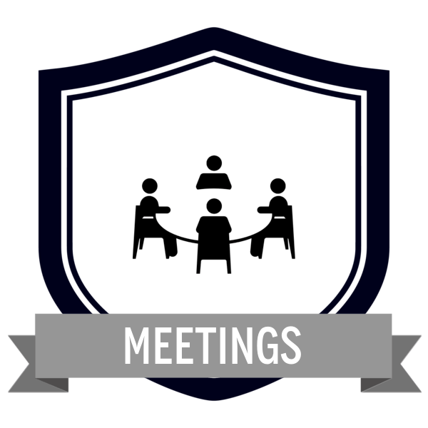 "Badge icon ""Meeting (6219)"" provided by Scott Lewis, from The Noun Project under Creative Commons - Attribution (CC BY 3.0)"