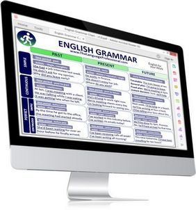 English Grammar Chart